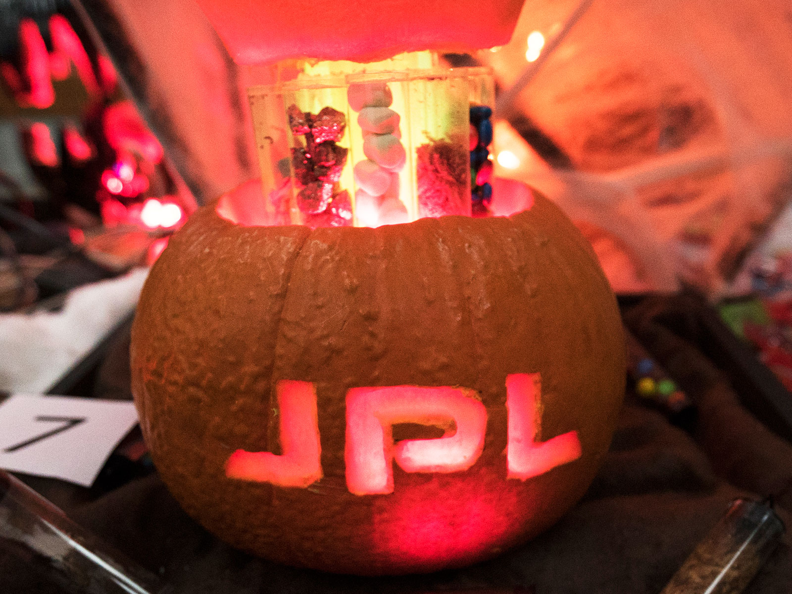 NASA Had a Pumpkin Carving Contest and the Results Were Incredible