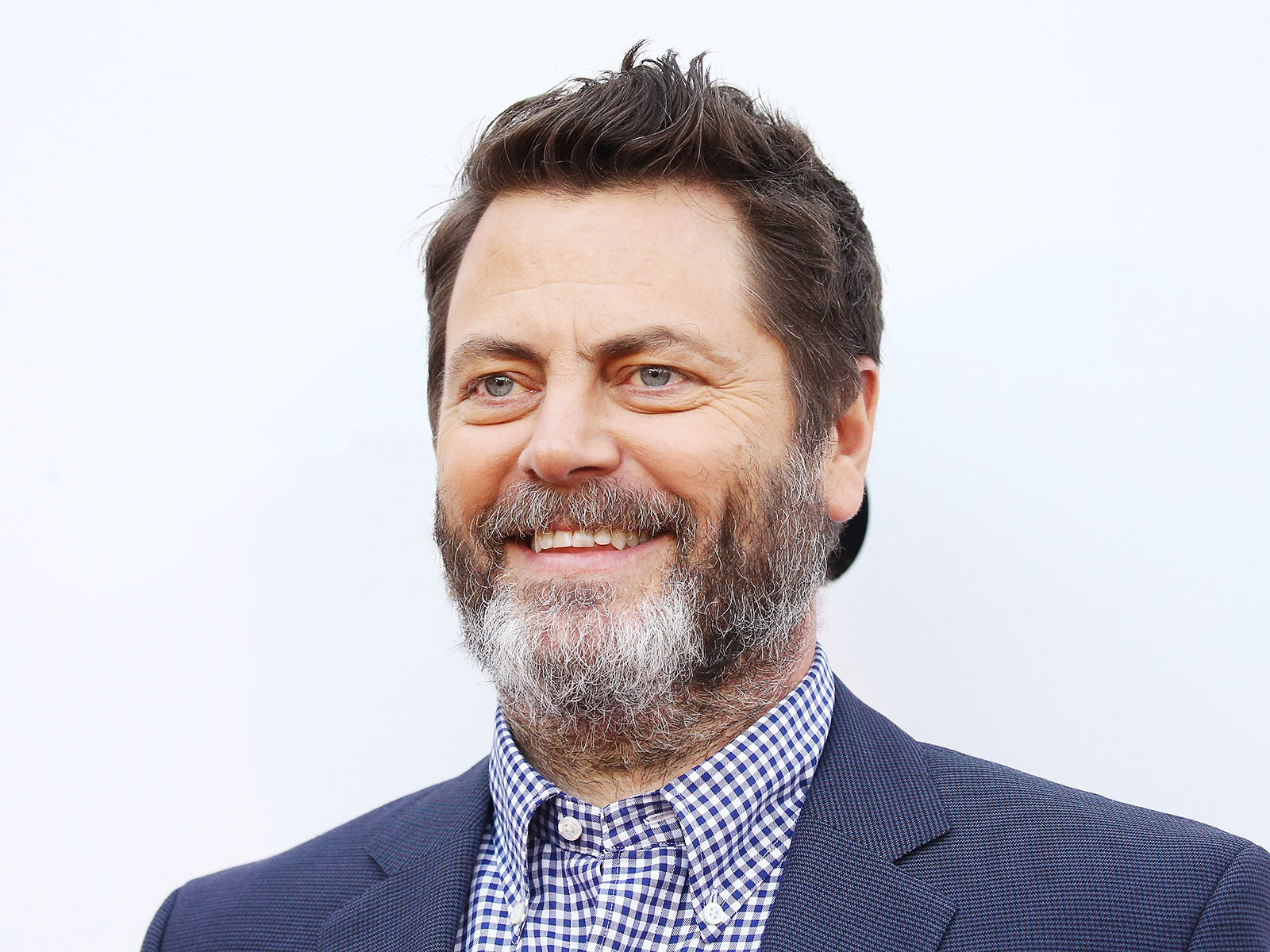 Join Nick Offerman for Thanksgiving Dinner With His Family and Favorite Whisky
