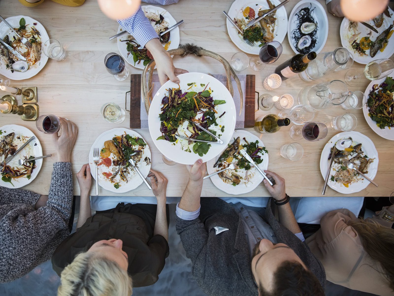 5 Rules for Crafting a Standout Dinner Party Menu