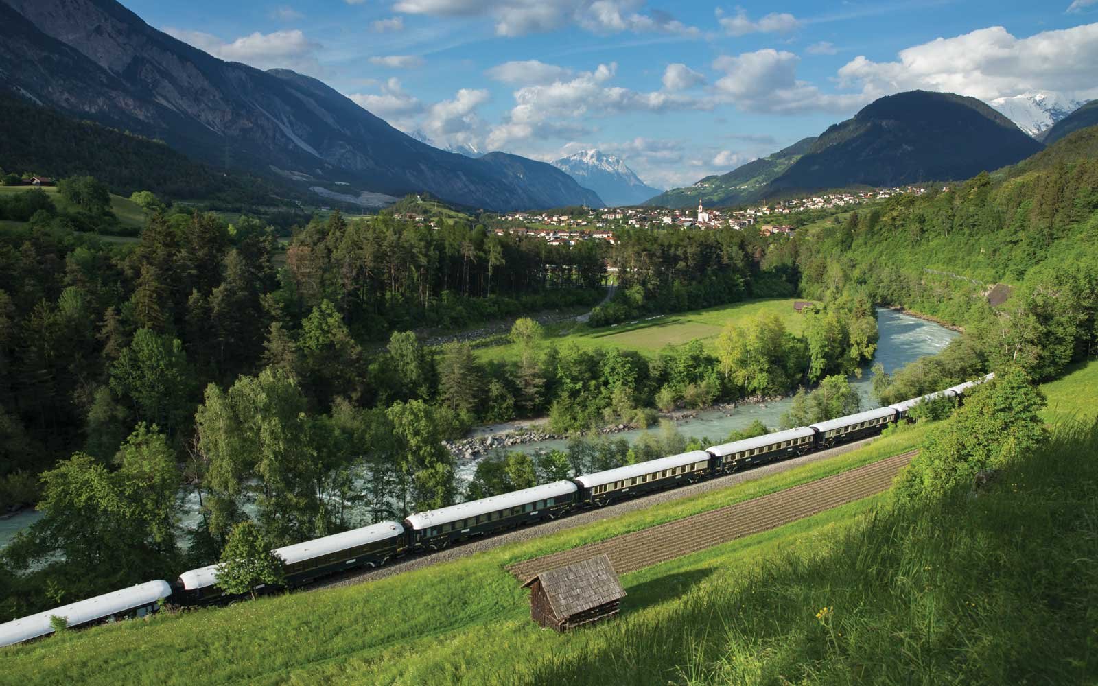 What It's Like to Travel on the Orient Express