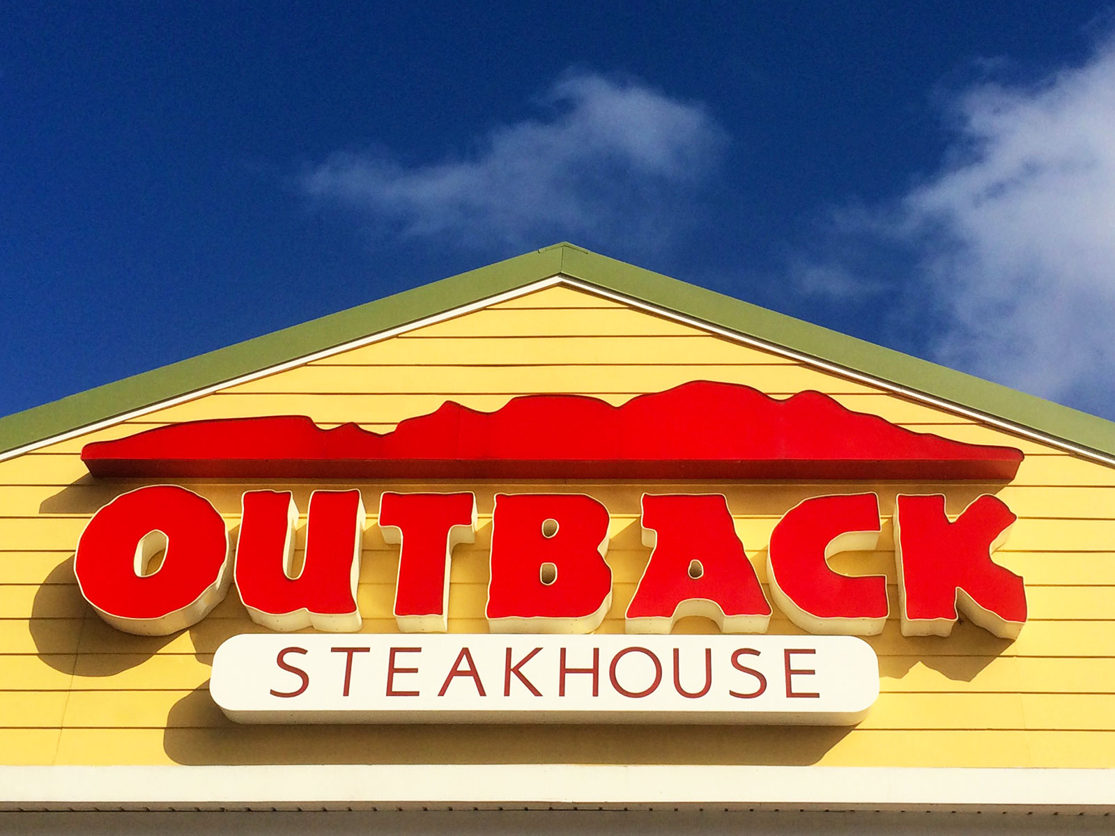 This Outback Steakhouse Only Does Takeout (More Are on the Way)