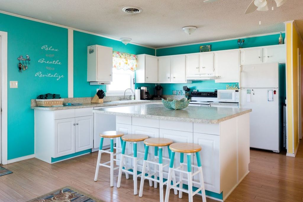Gorgeous Rental Kitchens Outer Banks