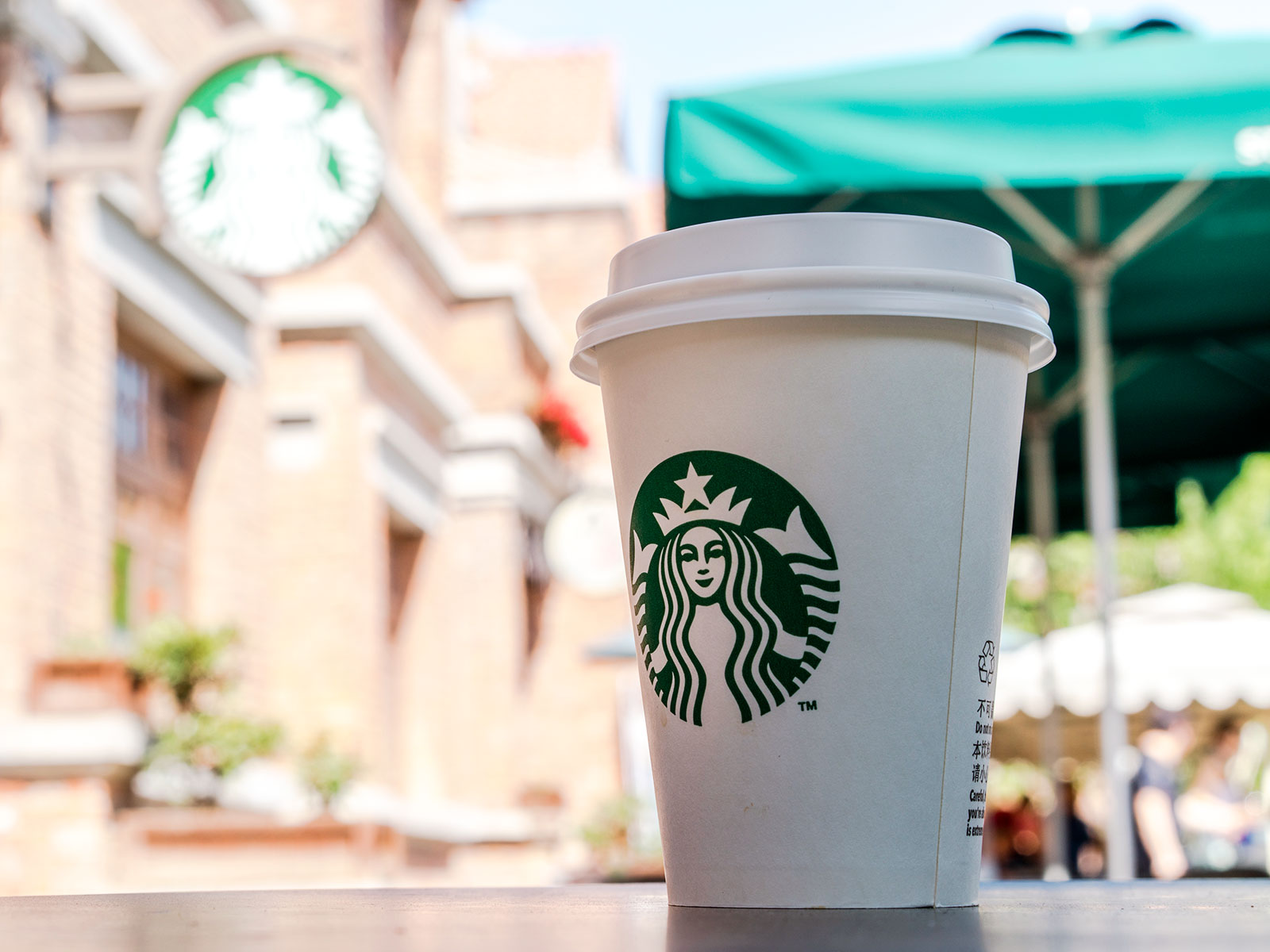 Different Starbucks Drinks Around The World
