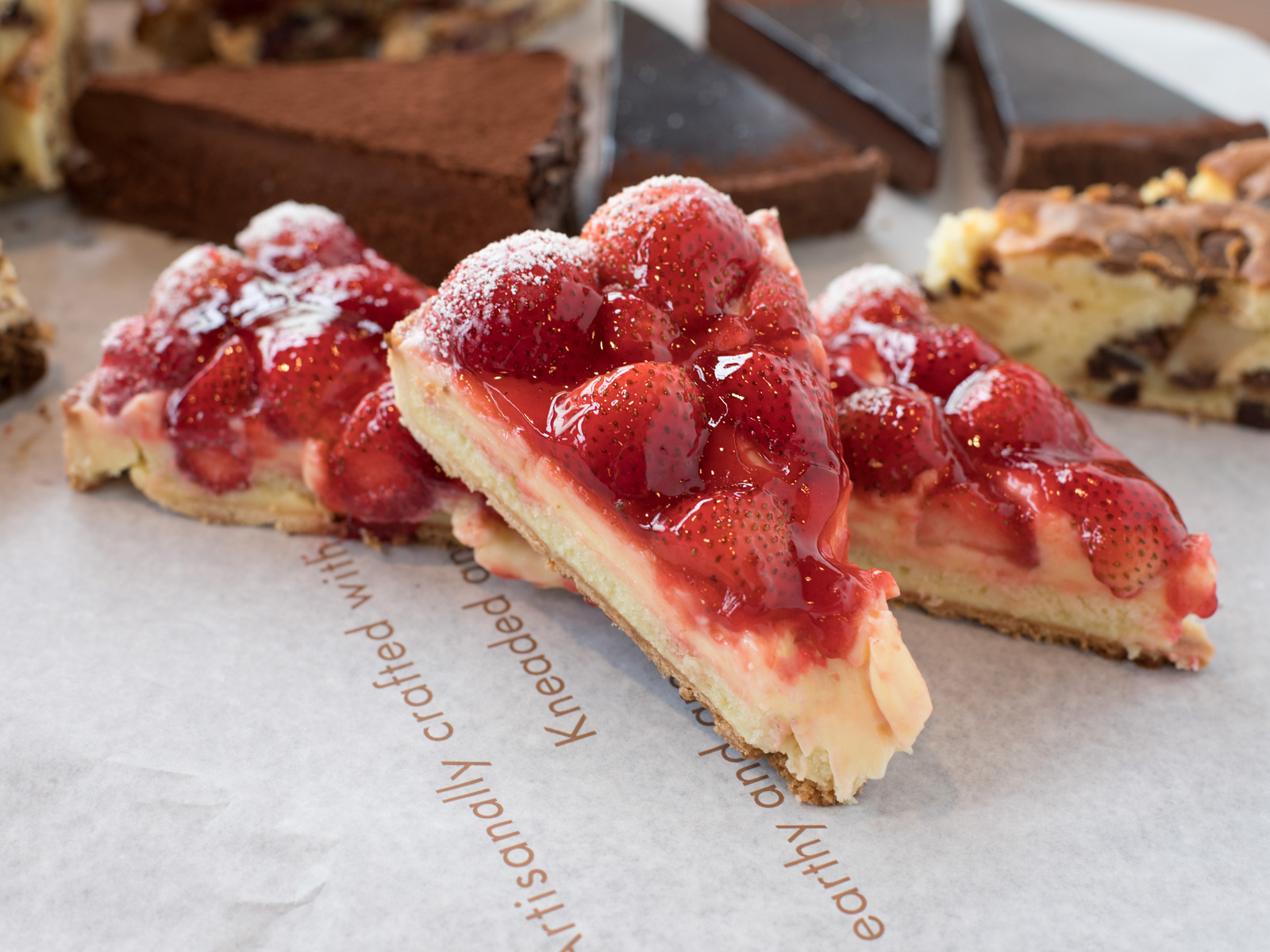 Princi Strawberry Dessert