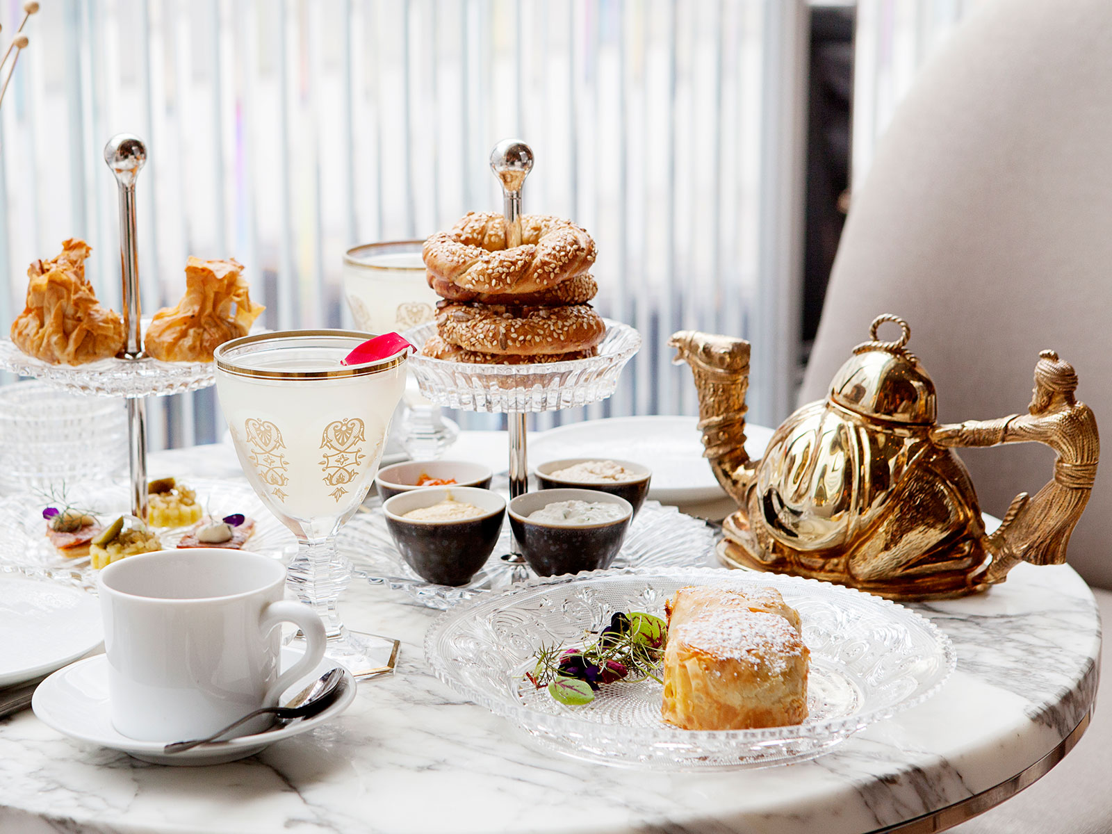 The Art of High Tea Has Evolved, and There's Something for Everyone