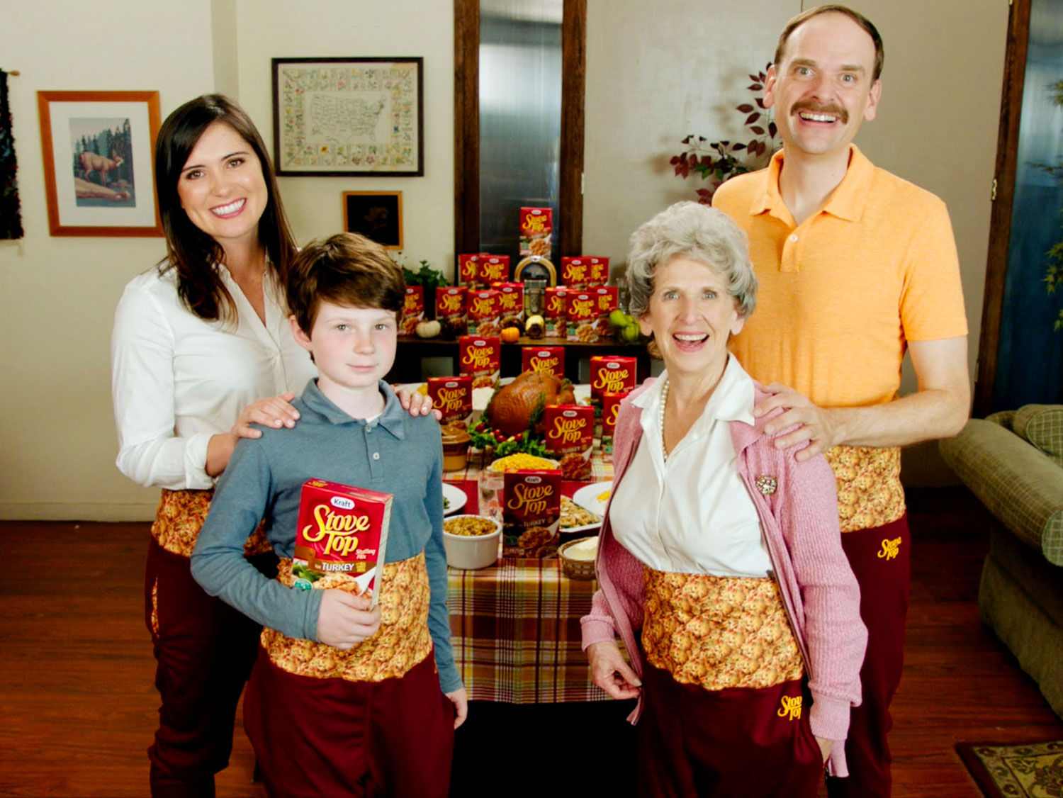thanksgiving dinner pants