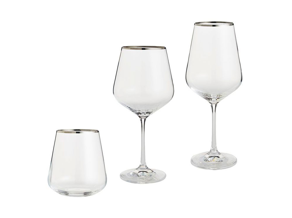 wine glassware set