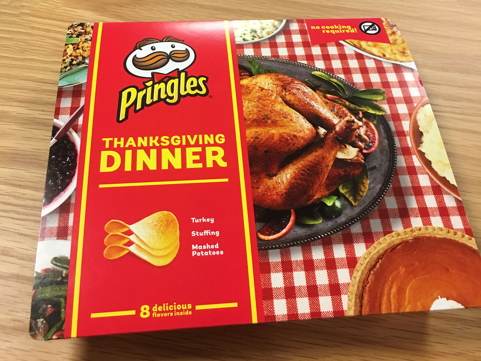 thanksgiving pringles
