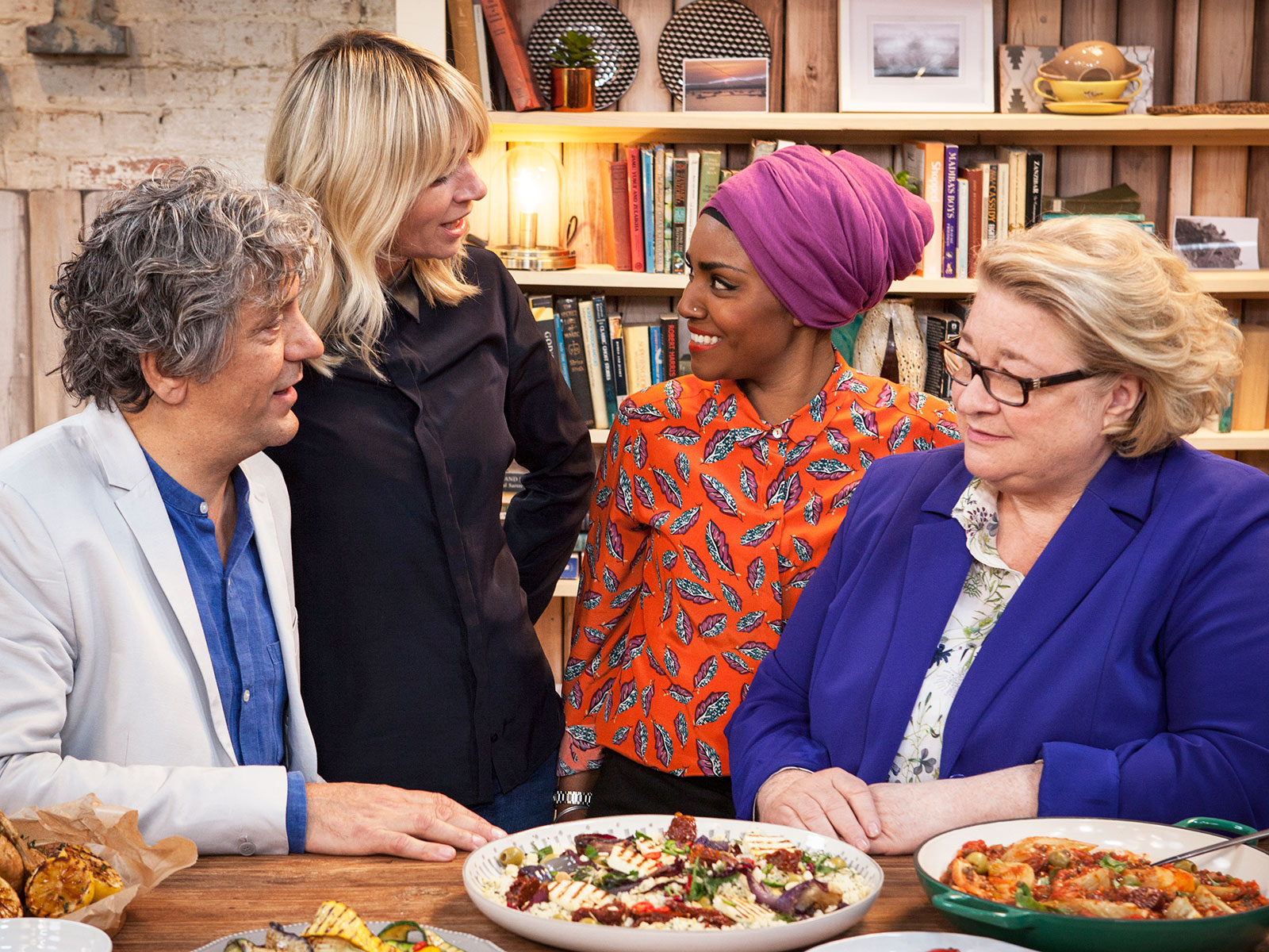 The Big Family Cooking Showdown\' Is the \'Great British Bake Off ...