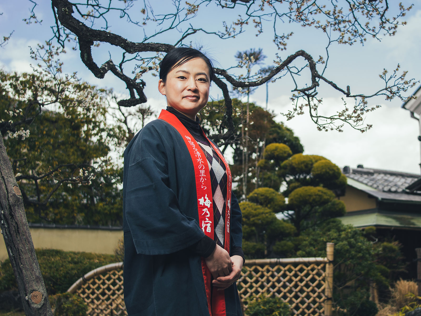 Japan's First Female President of a Sake Brewery Says She's 'Lucky to Be a Woman'