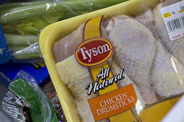 Tyson Foods eliminates antibiotics