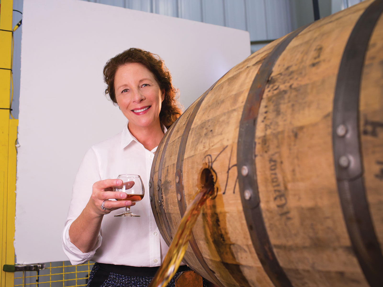 How Victoria MacRae-Samuels Became the First Female VP of Operations in the Bourbon Industry