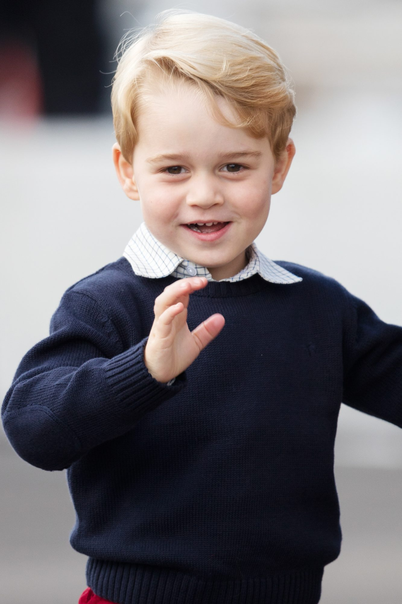 Prince George Portrayed a Surprising Character in His FirstSchool Nativity Play