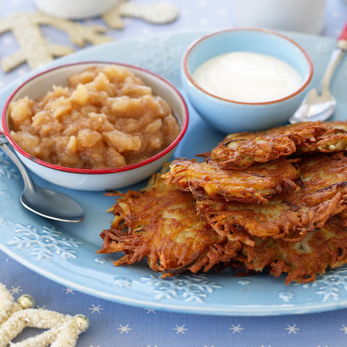 Yes, You Can Make Latkes Ahead of Time