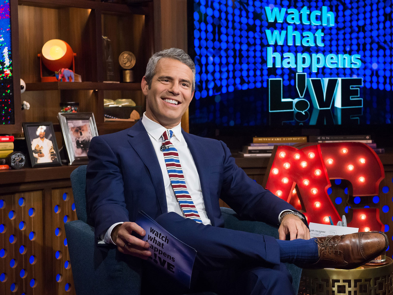 Andy Cohen Professes His Love for a Misunderstood St. Louis Delicacy: Provel Cheese