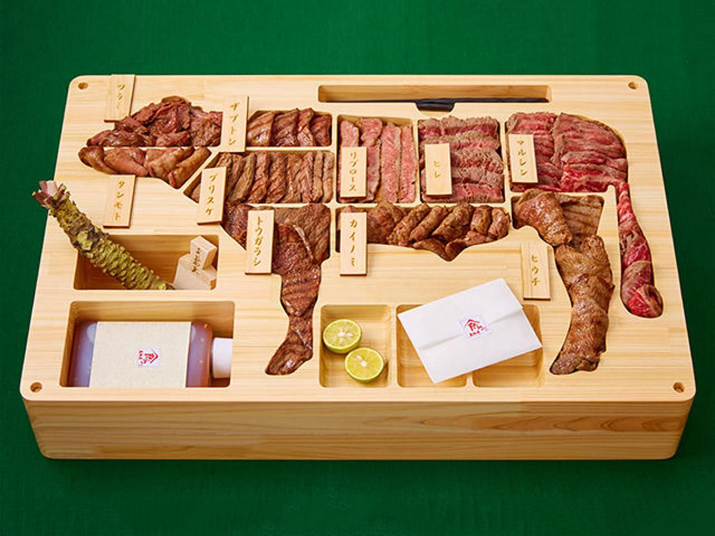 This 2 600 Wagyu Beef Bento Box Is The Ultimate Gift For