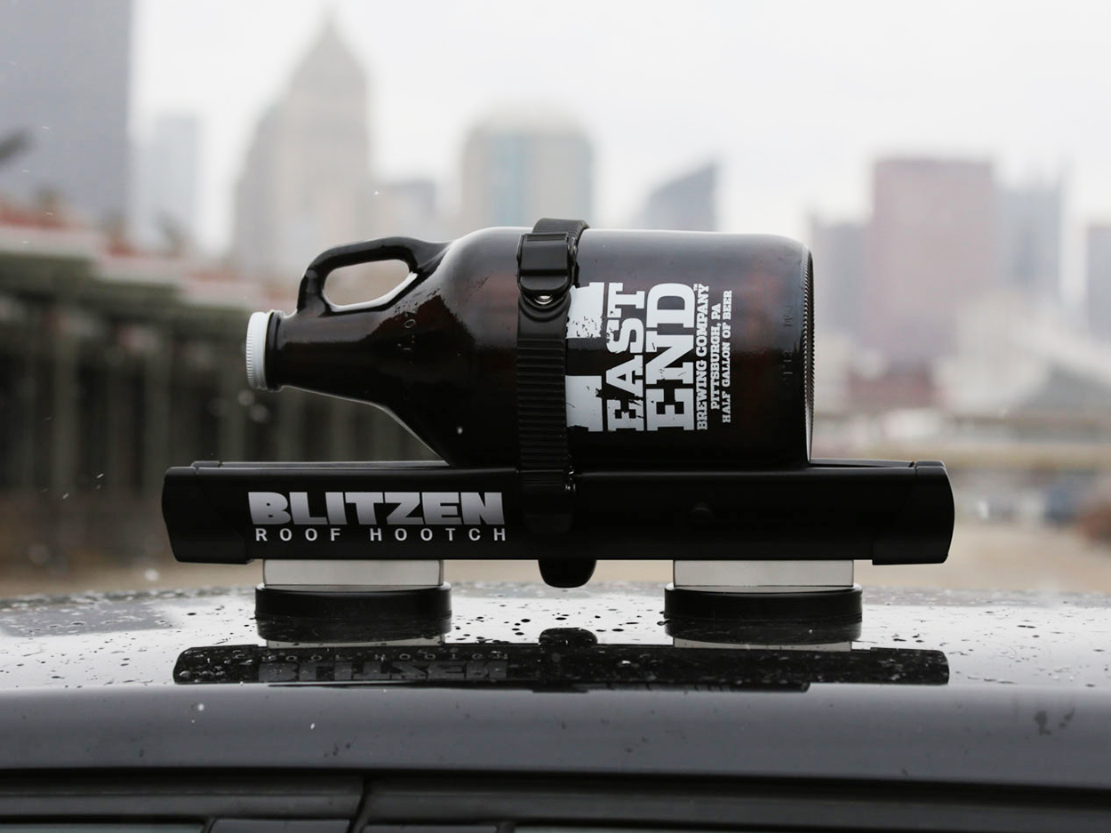 blitzen car rooftop
