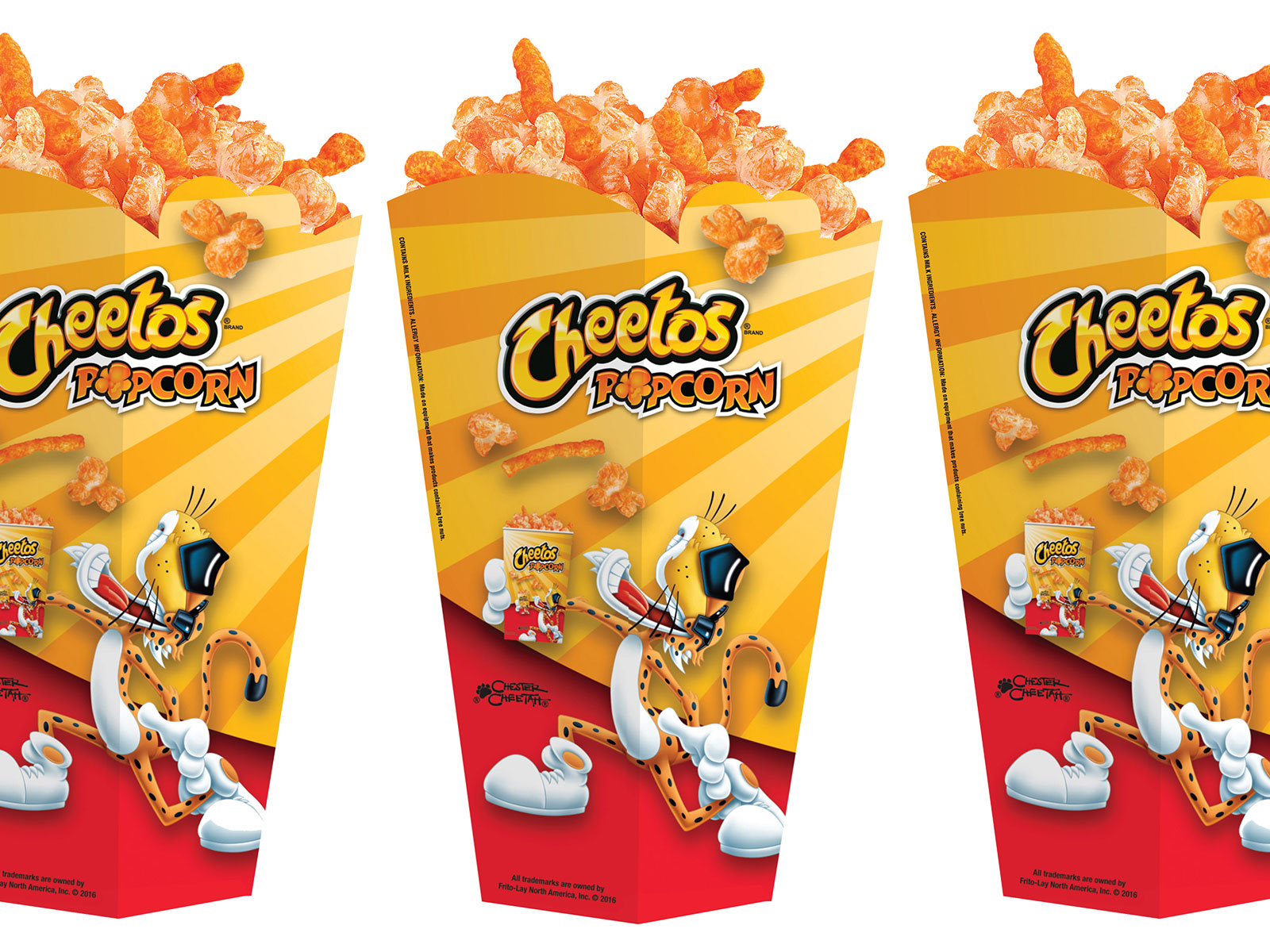 cheetos popcorn at regal move theatres