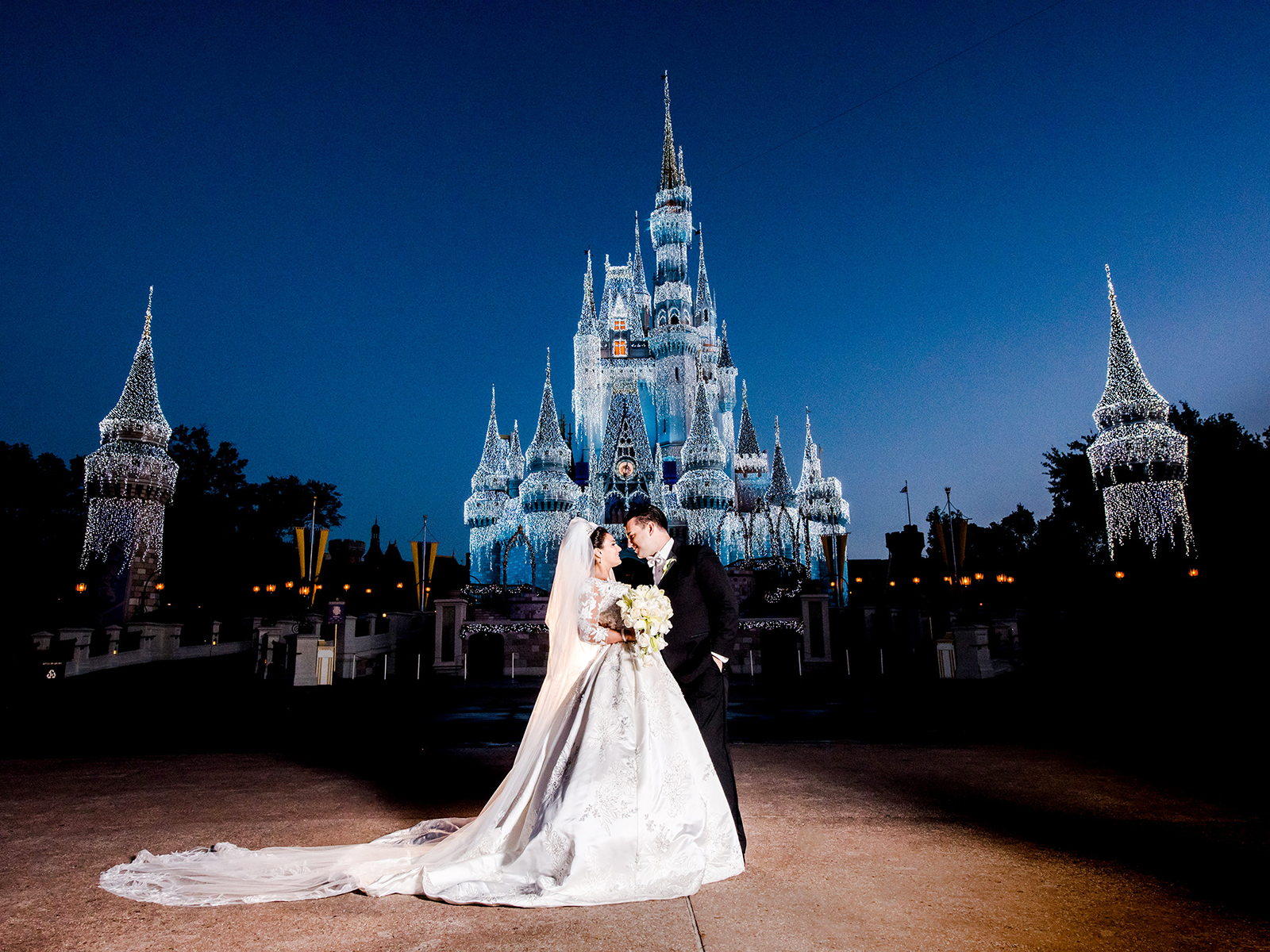 disney fairy tale weddings holiday magic