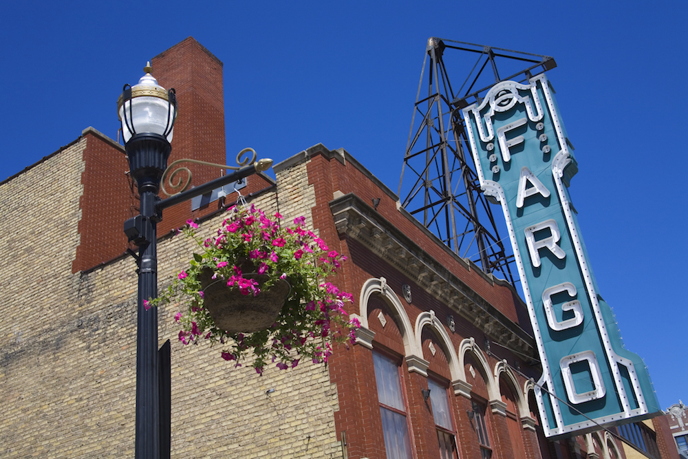 Fargo's Best Food Is Served in a Vintage Store