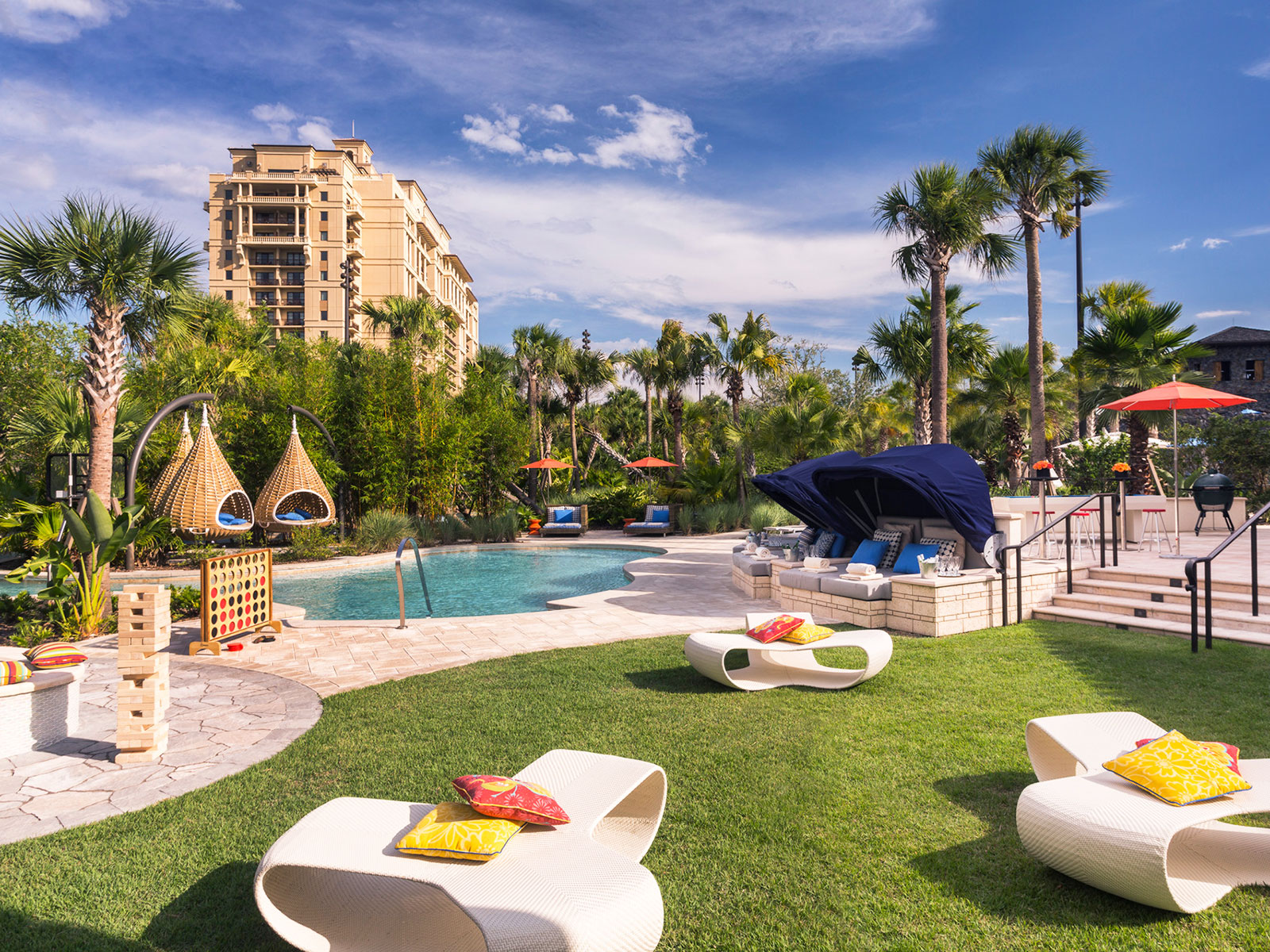 water park at the four seasons orlando