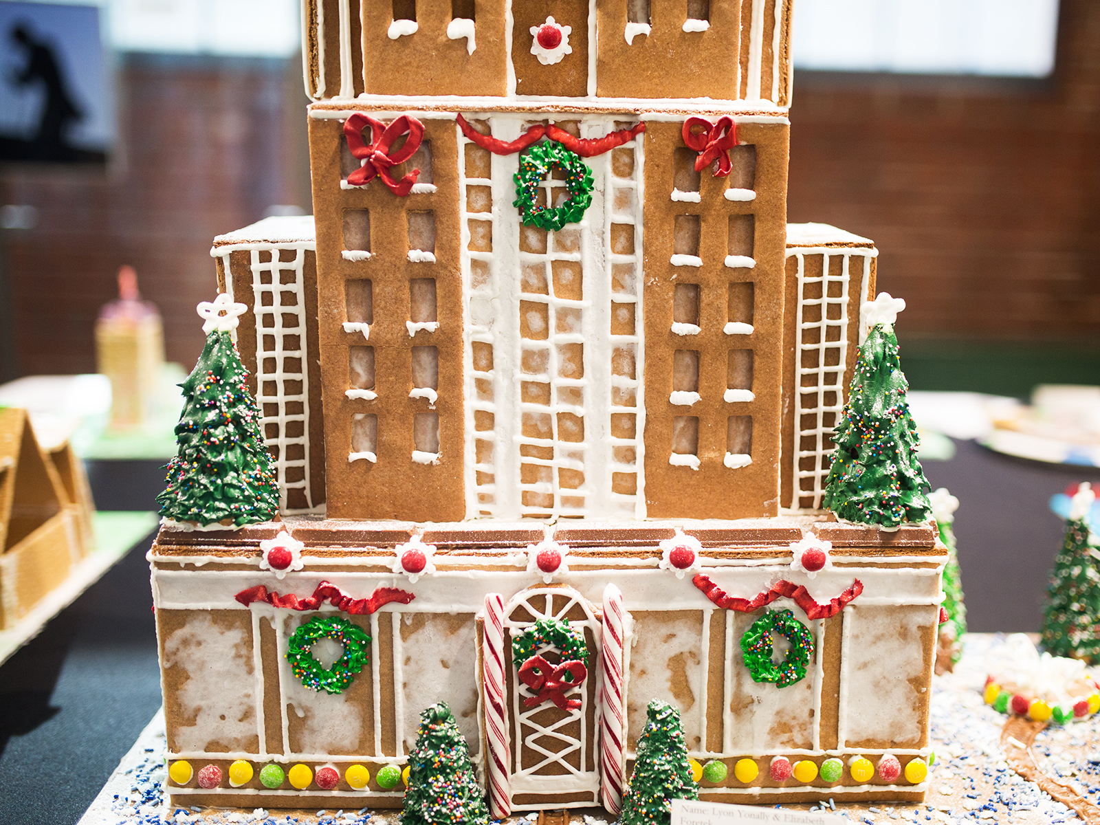 10 Gingerbread-ified Versions of Famous Landmarks From Around the Globe