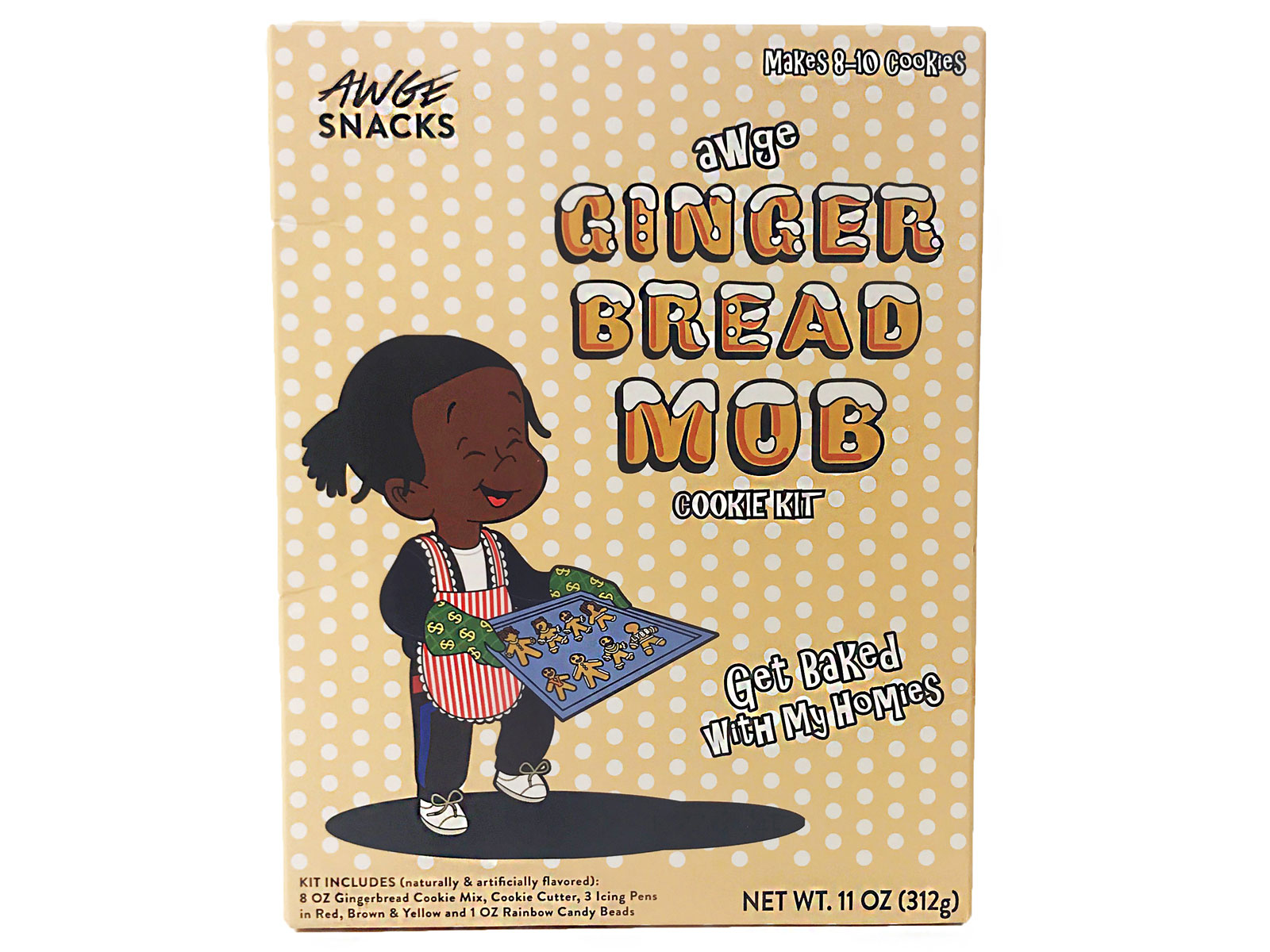 Gingerbread Mob Kit