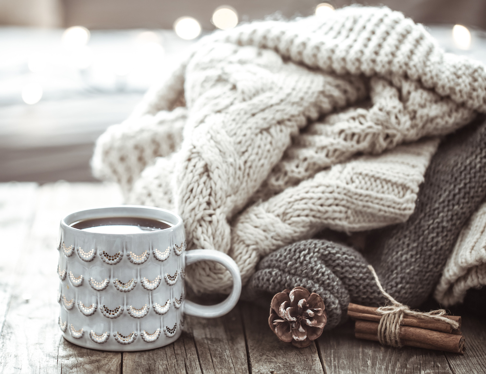 How to Make Your House Hygge AF for the Holidays