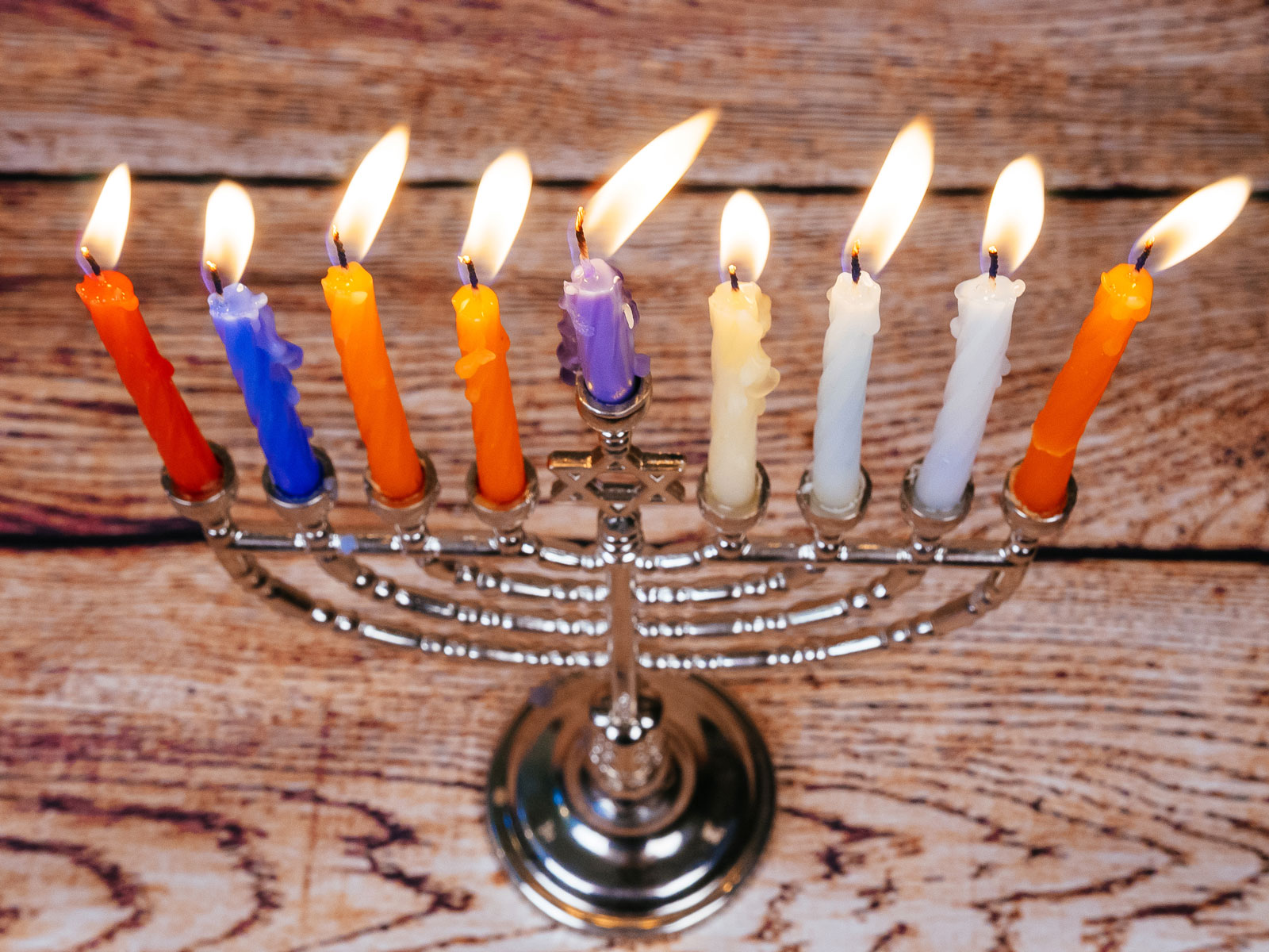 Celebrating the Traditions of an Indian Hanukkah