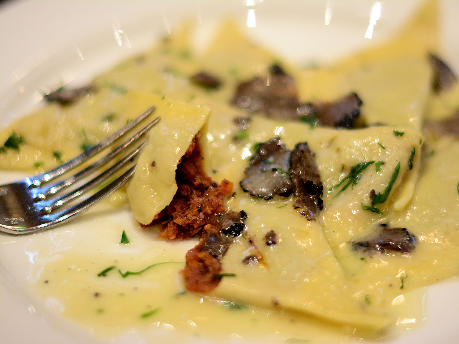 How to Make Mario Batali's Pastrami Ravioli