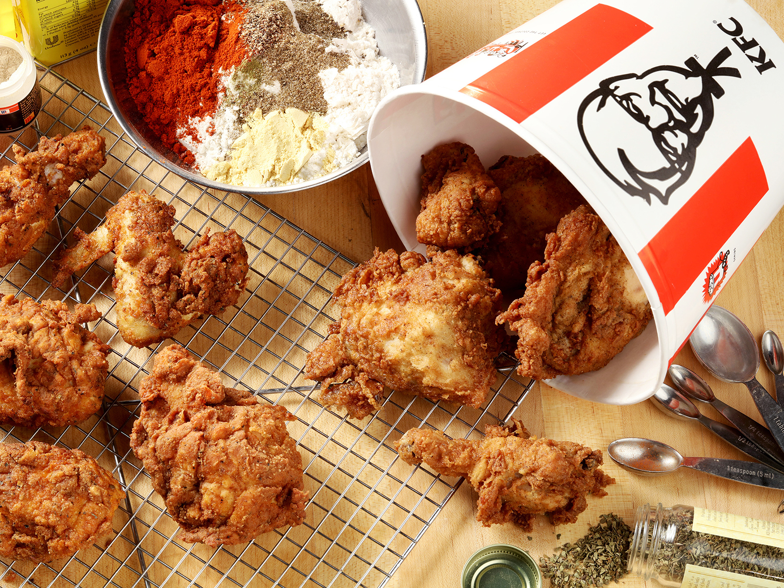 kfc low odor in japan
