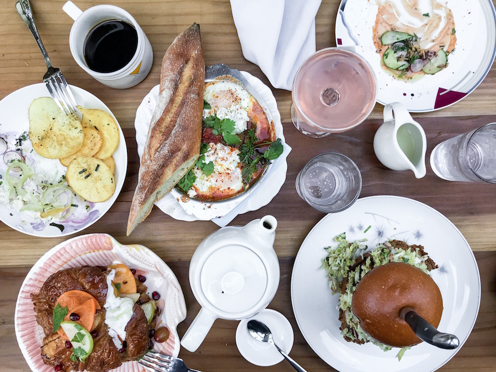 Melody on Virgil Is East Hollywood's New Brunch Oasis