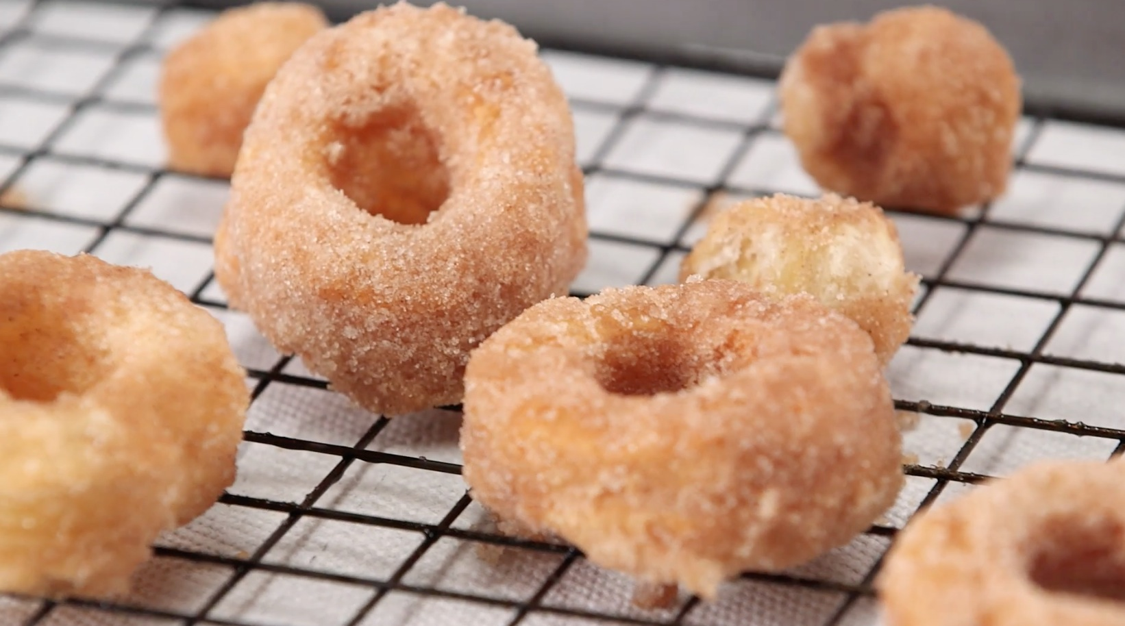 Making Puff Pastry Donuts Is Easy With This Mad Genius Tip