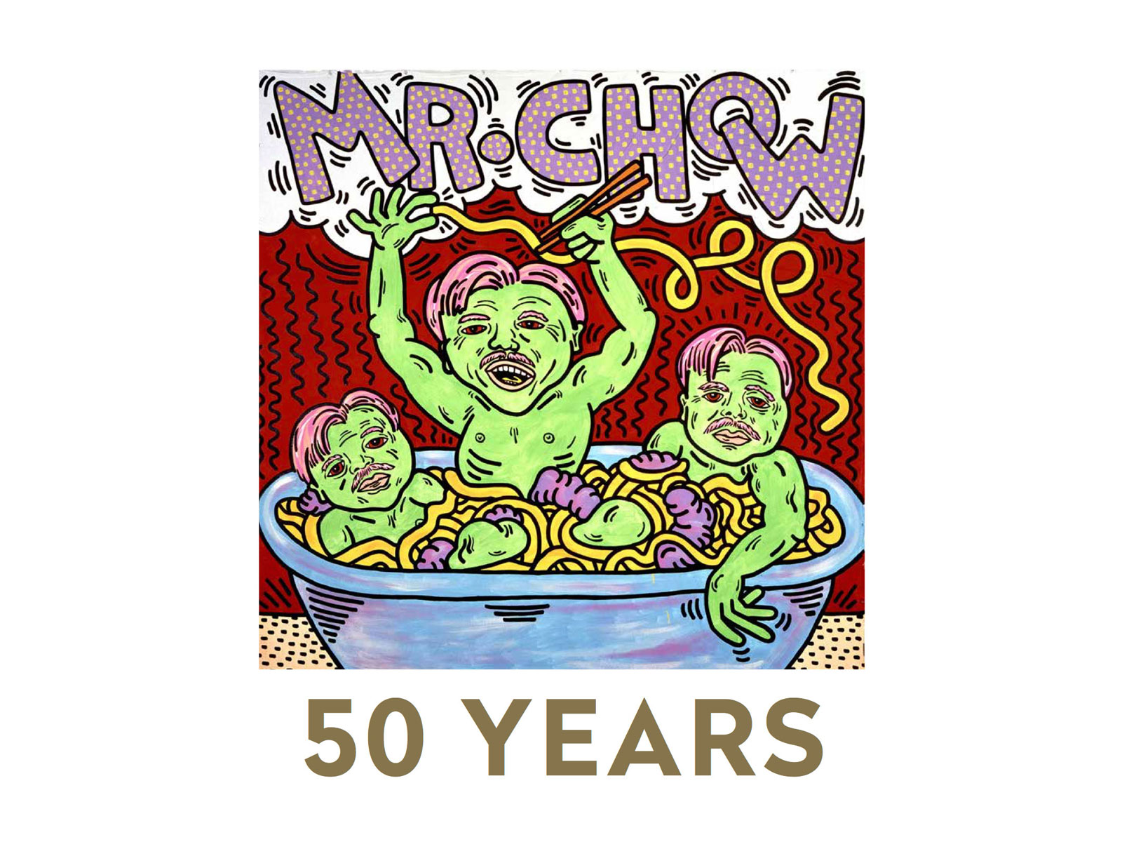 Mr. Chow Celebrates 50-Year Legacy with New Art Book