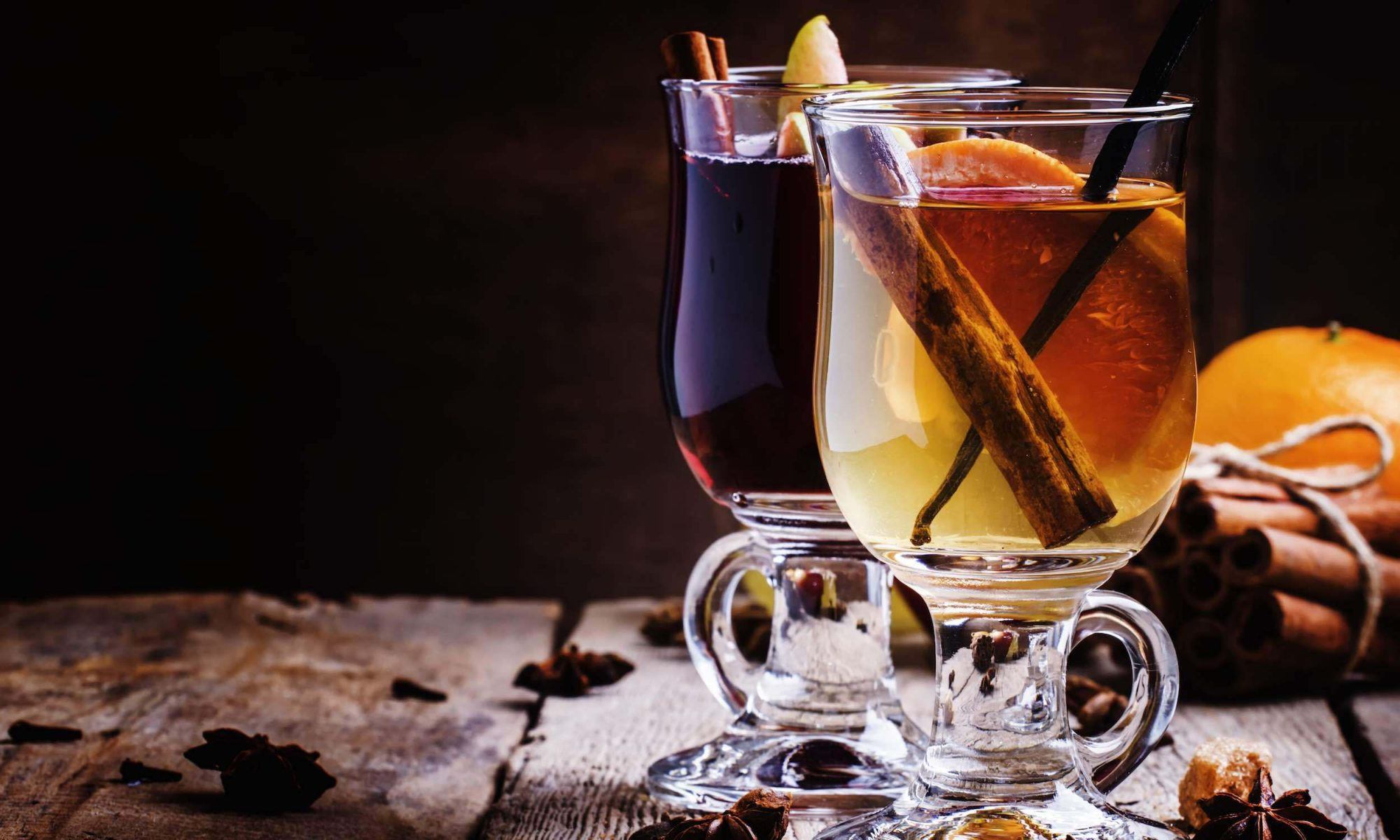 Make mulled wine syrup for killer holiday cocktails food wine - Make perfect mulled wine ...