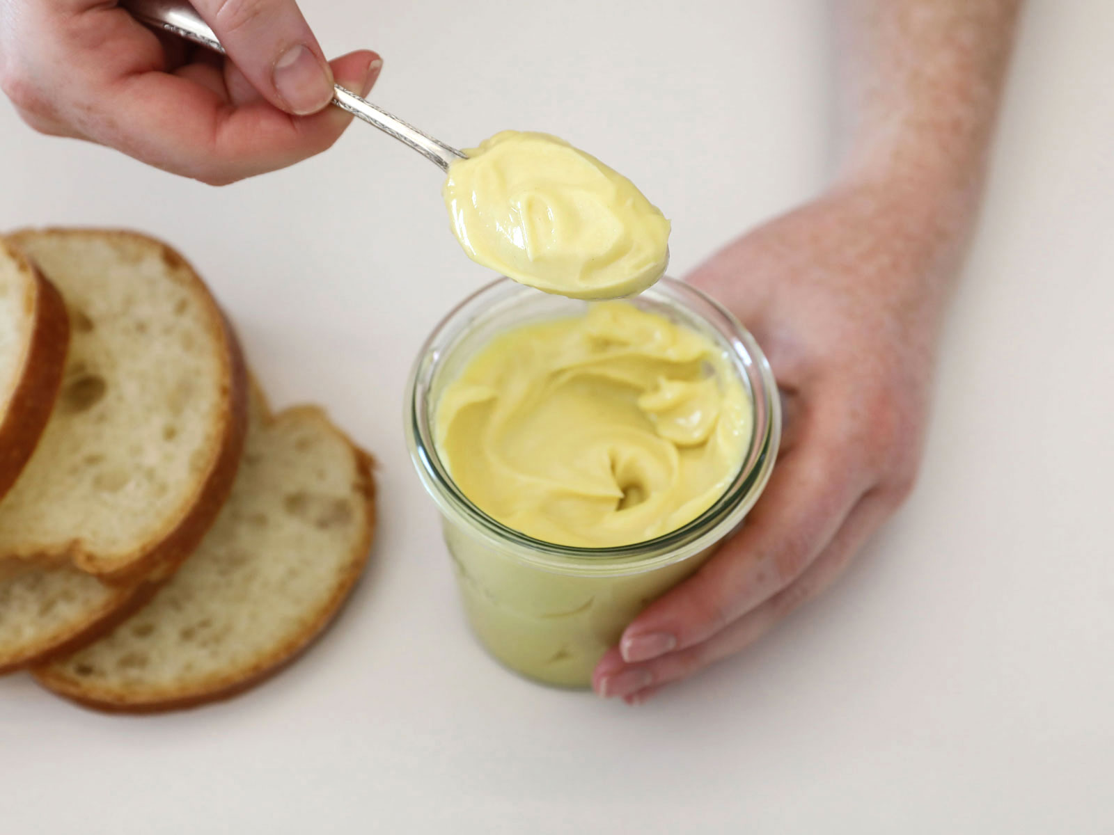 The Foolproof Trick to Making Mayonnaise at Home