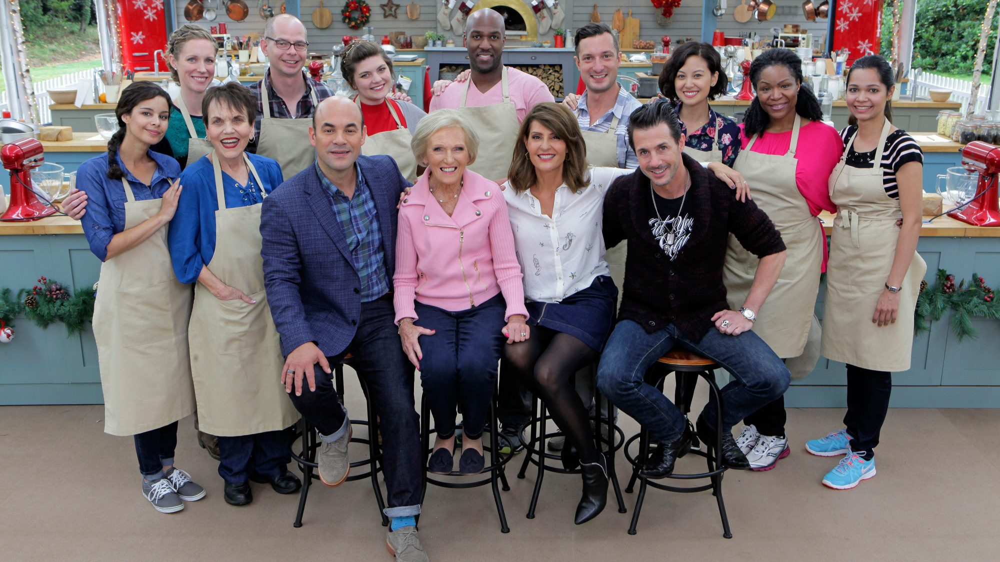 'Great American Baking Show' pulled, judge fired over sexual harassment allegations