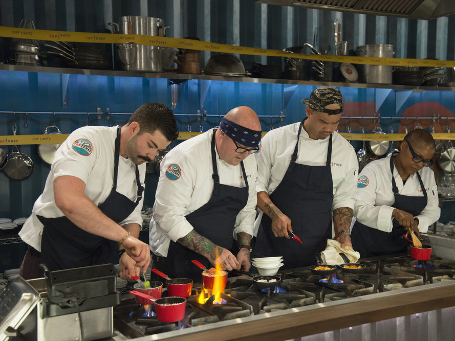 'Top Chef' Colorado Recap: Episode 4 — 'Little Tools, Big Challenge'
