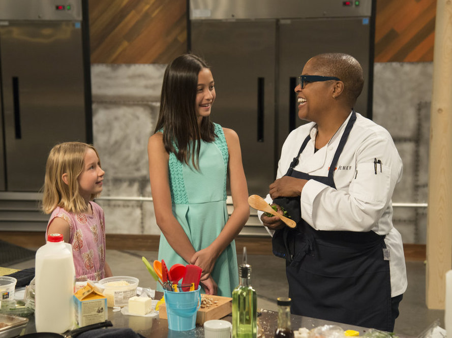 Tanya Holland on 'Top Chef' season 15.