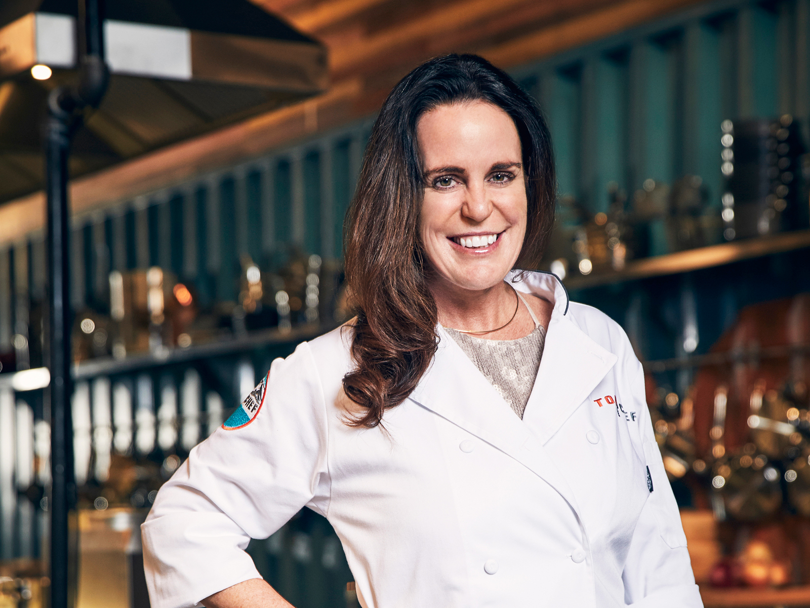 laura cole on the new season of top chef