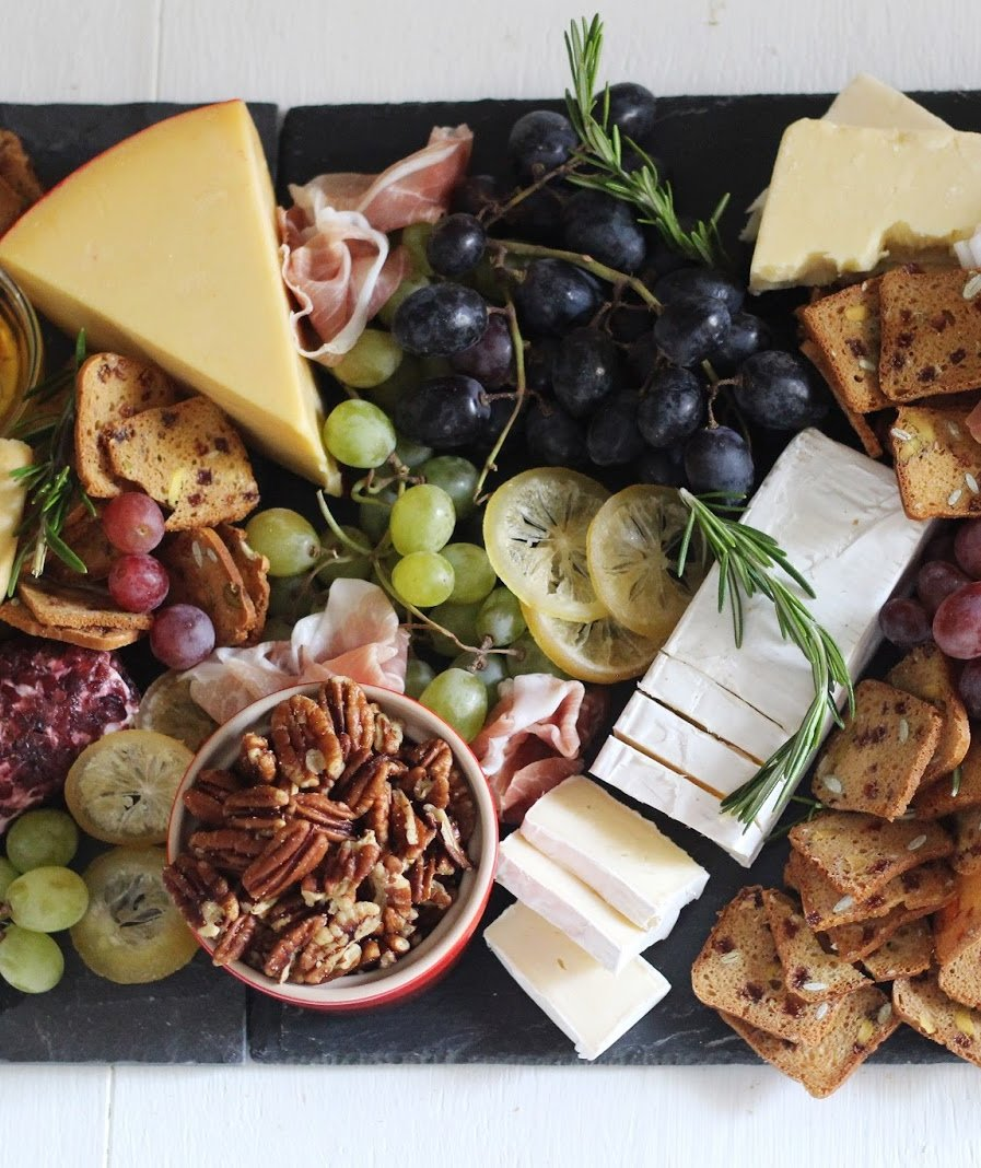 This Blogger Created an Epic Trader Joe's Cheese Board