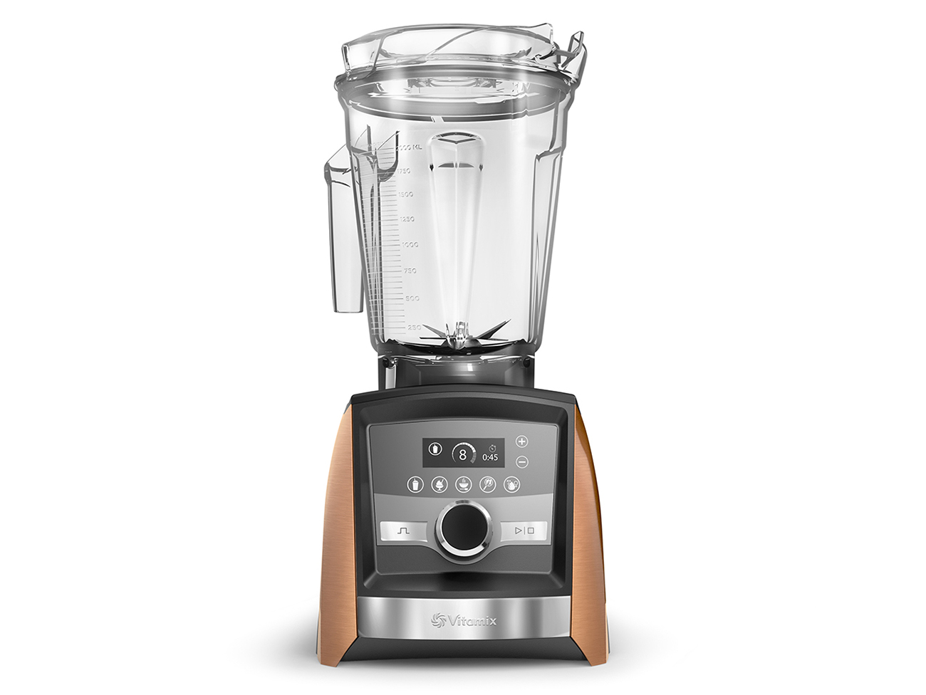 williams sonoma vitamix ascent copper