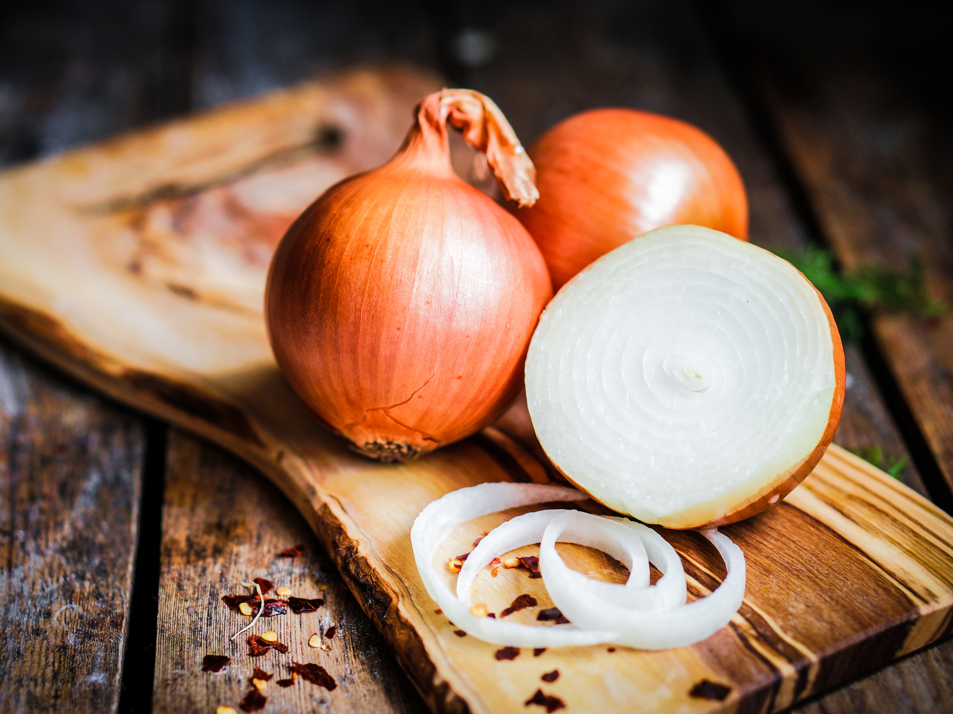 Tearless Onions Test