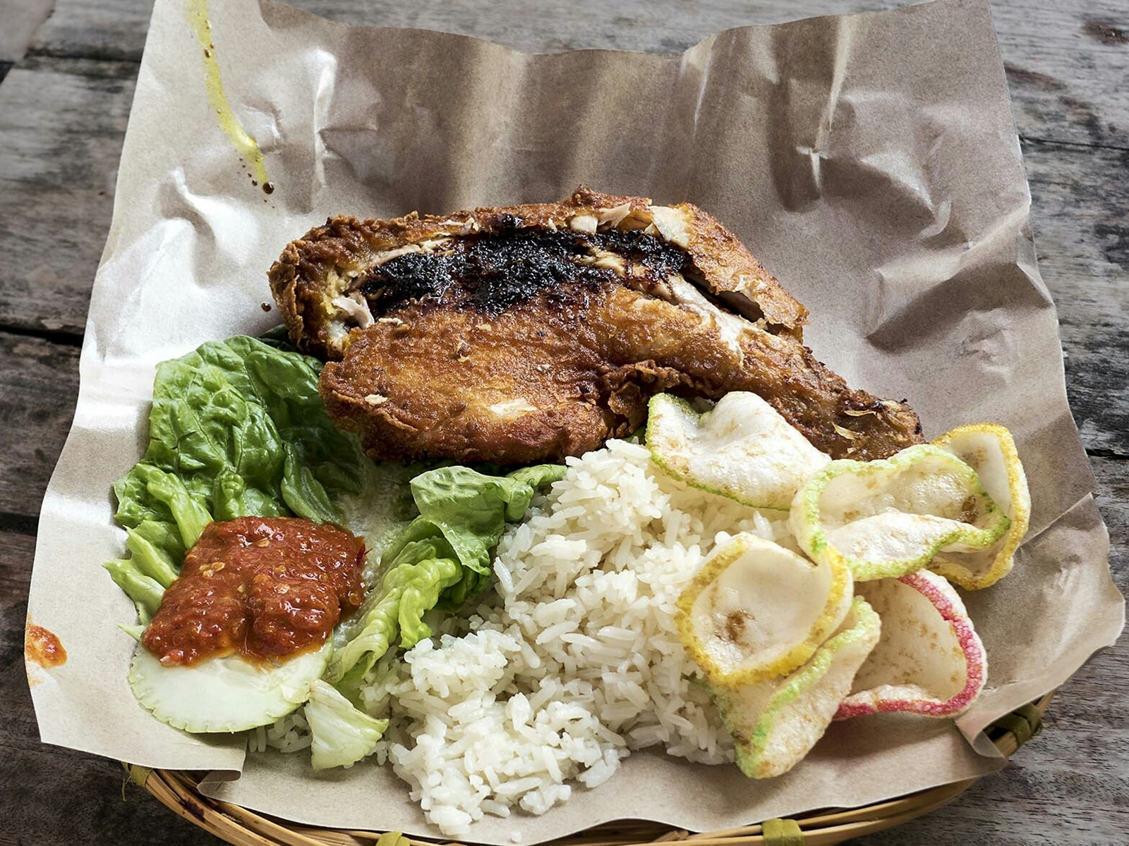 This NYC Indonesian Restaurant Only Has One Table, and Is Open Just Once a Week