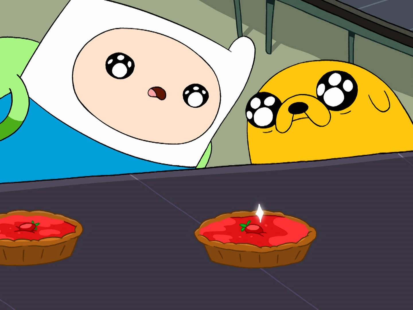 12 of the weirdest adventure time food moments food wine