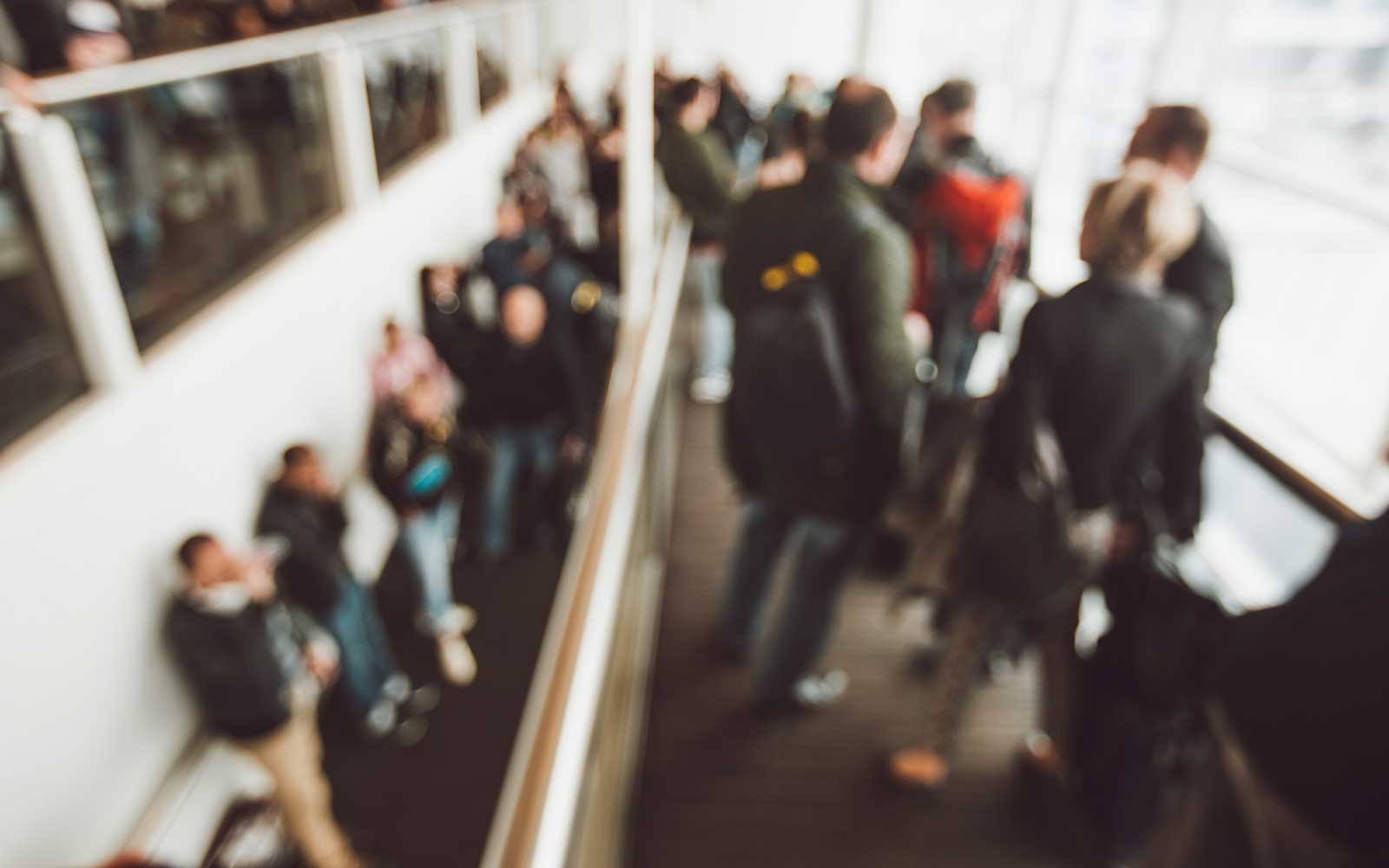 How to Check the Length of Security Lines Before You Get to the Airport