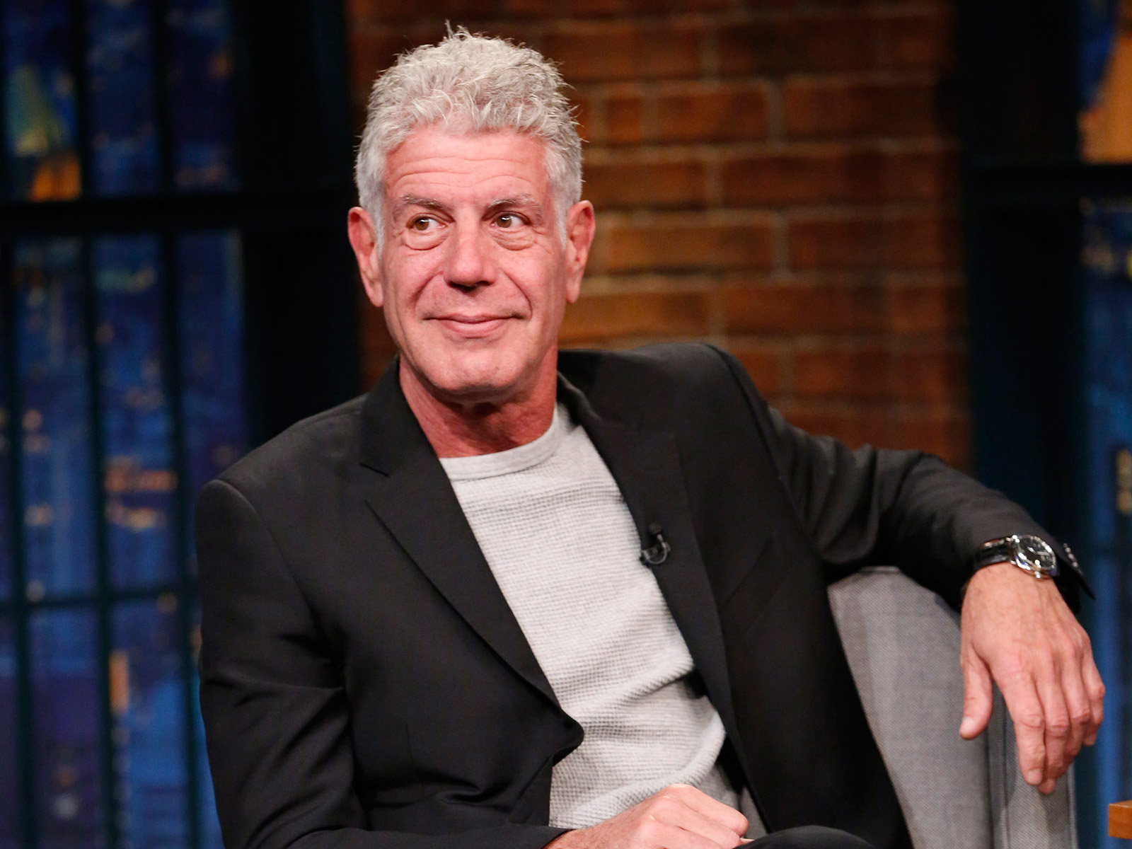 Anthony Bourdain's Latest Comic Book Series Is Available for Pre-Order