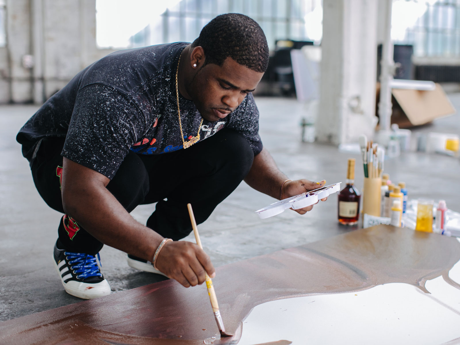 A$AP Ferg Single Comes In a Hennessy Cocktail Kit