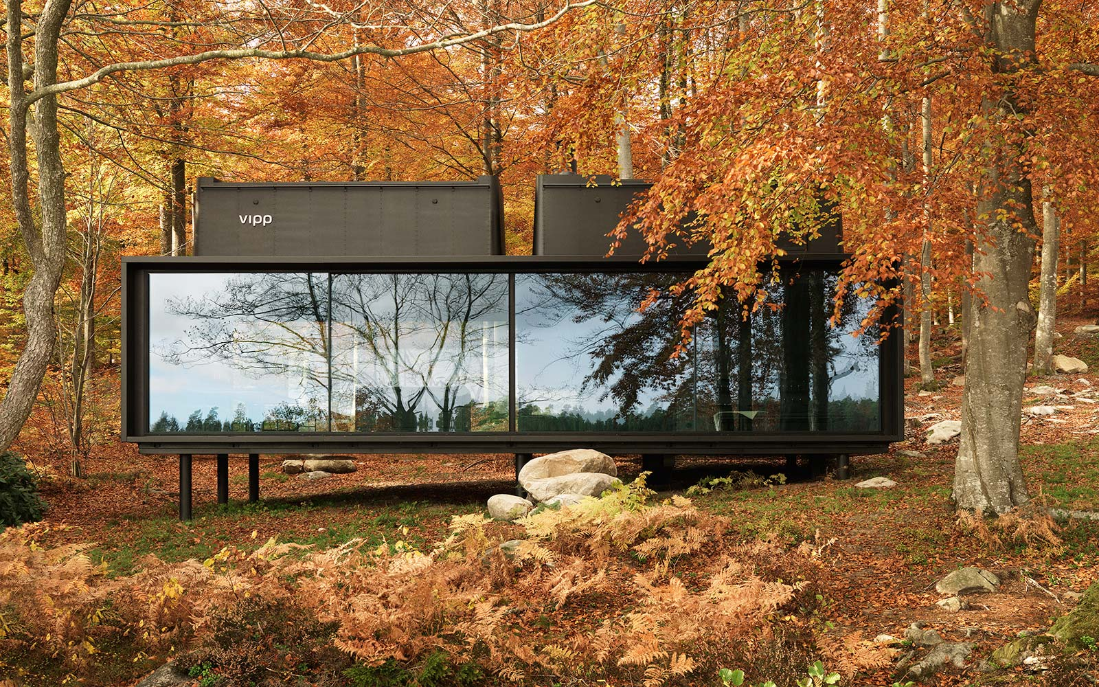 Sleep Deep in a Swedish Forest With This Built-to-order Hotel