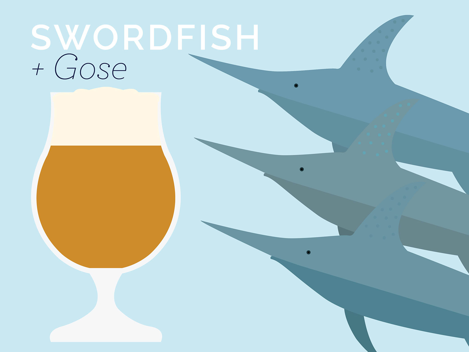 beer and fish pairings